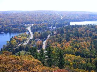 Fall Dorset Ontario