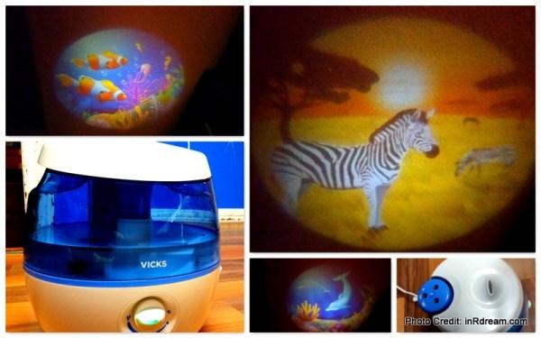 VICKS Sweet Dreams Cool Mist Humidifiers