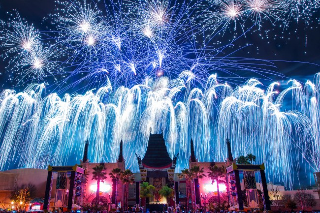 Experiencing Disney, Disney for Canadians, Symphony in the Stars: A Galactic Spectacular at Disney's Hollywood Studios