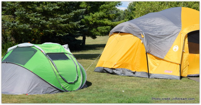 Backyard Camping Tips, Coleman Tent, Backyard Campout, Energize your summer, Camping in your backyard, Tips to make backyard camping fun, Energizer Flashlights,