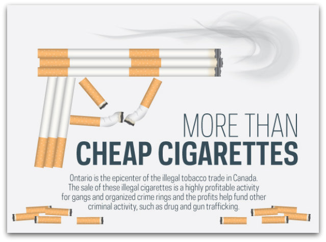 Cheap Cigarettes, illegal Cigarettes, #StopIllegalTobacco, They Are More Than Cheap Cigarettes, Quit Smoking