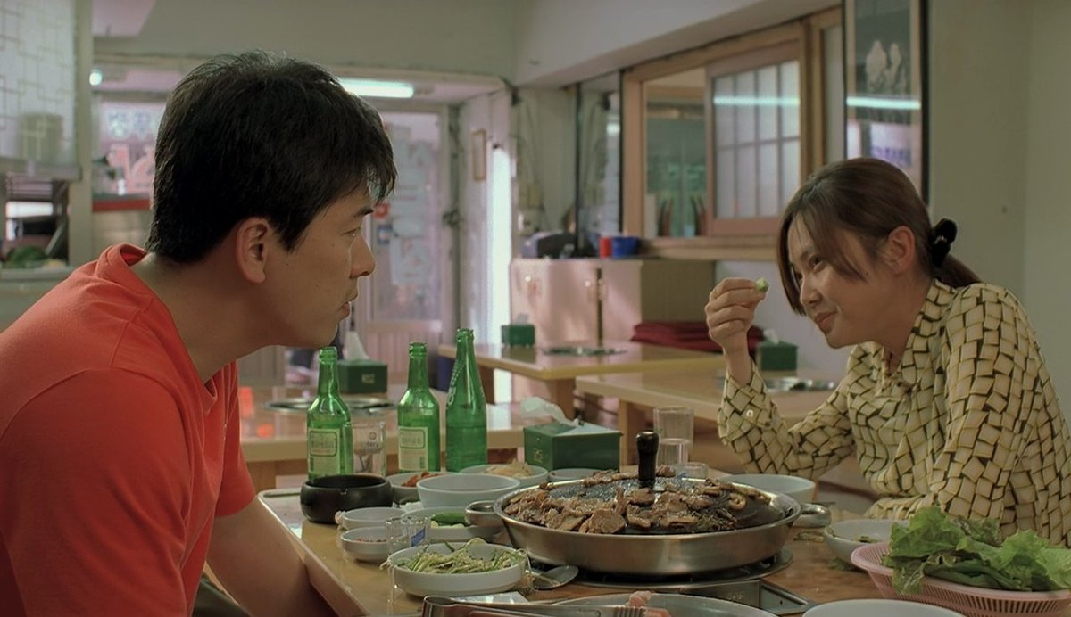Table D Inversion Occasion On The Occasion Of Remembering The Turning Gate Hong Sang Soo