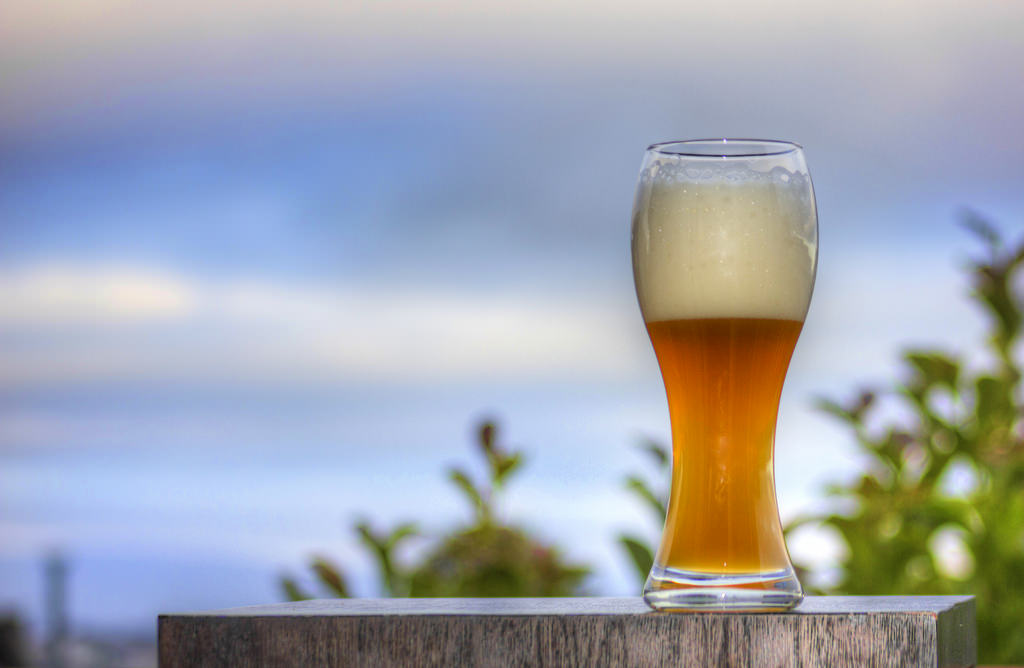 Clear vs Cloudy Beer
