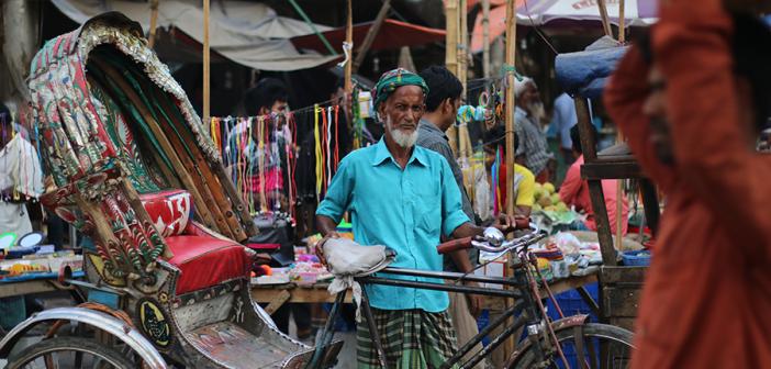 Bangladeş Gezisinden Kareler