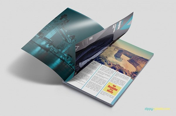 75+ Free PSD Magazine, Book, Cover  Brochure Mock-ups