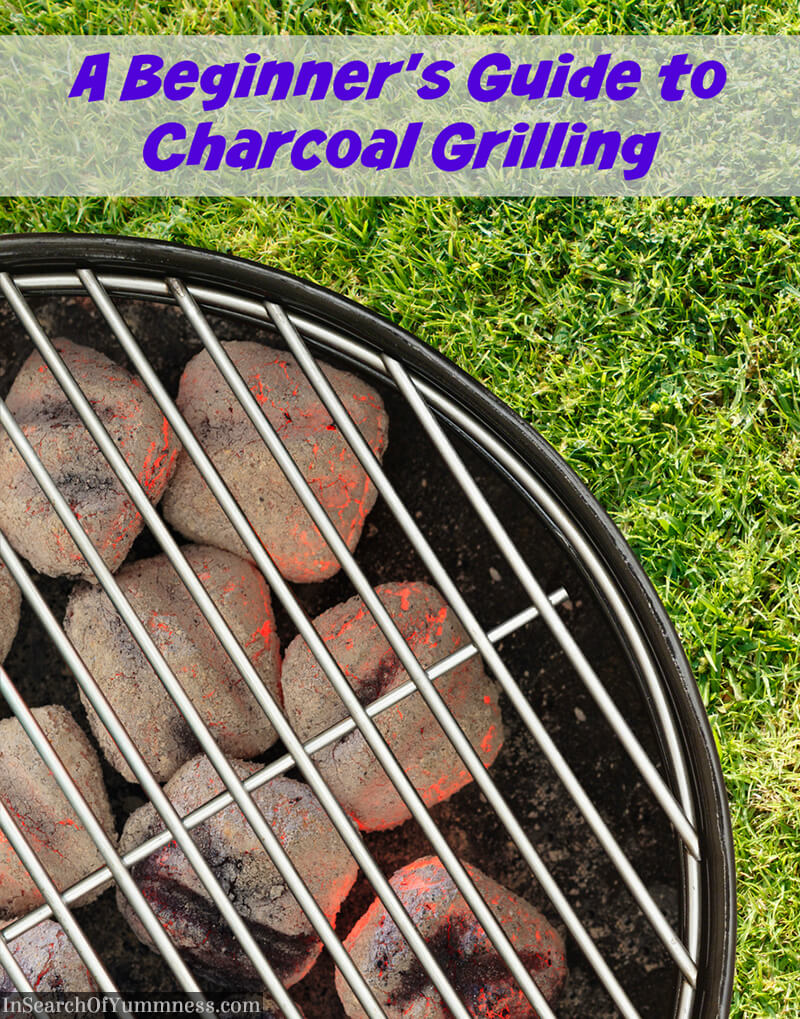 Coal Bbq A Beginner S Guide To Charcoal Grilling In Search Of Yummy Ness