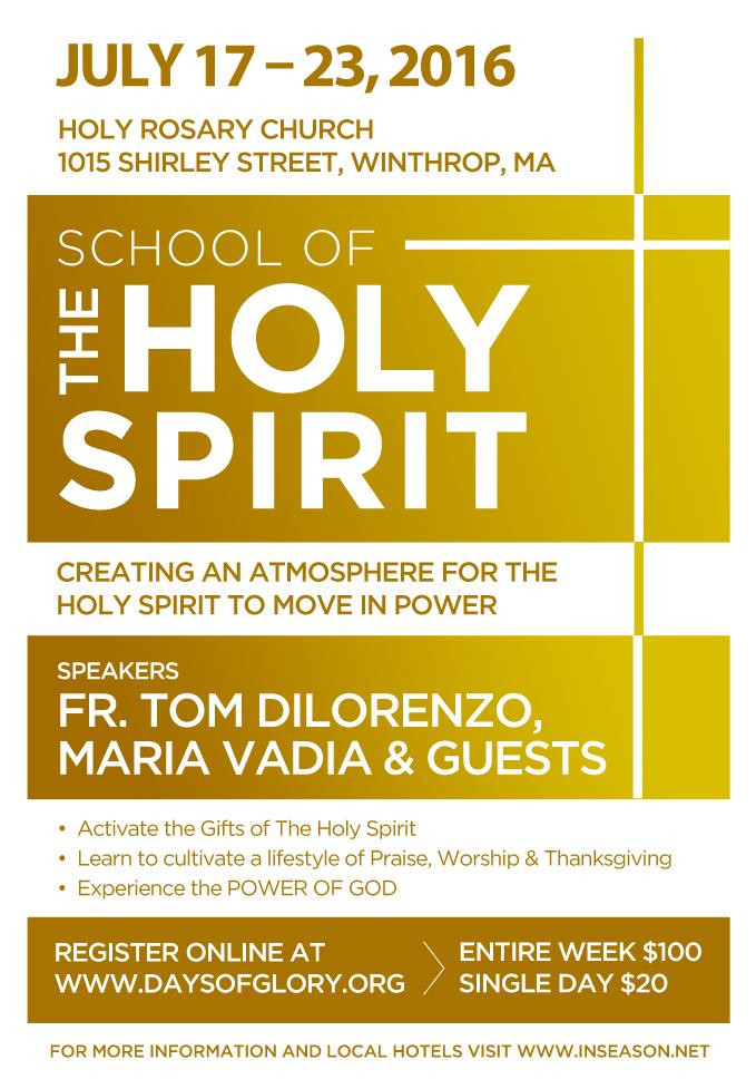 School Of The Holy Spirit