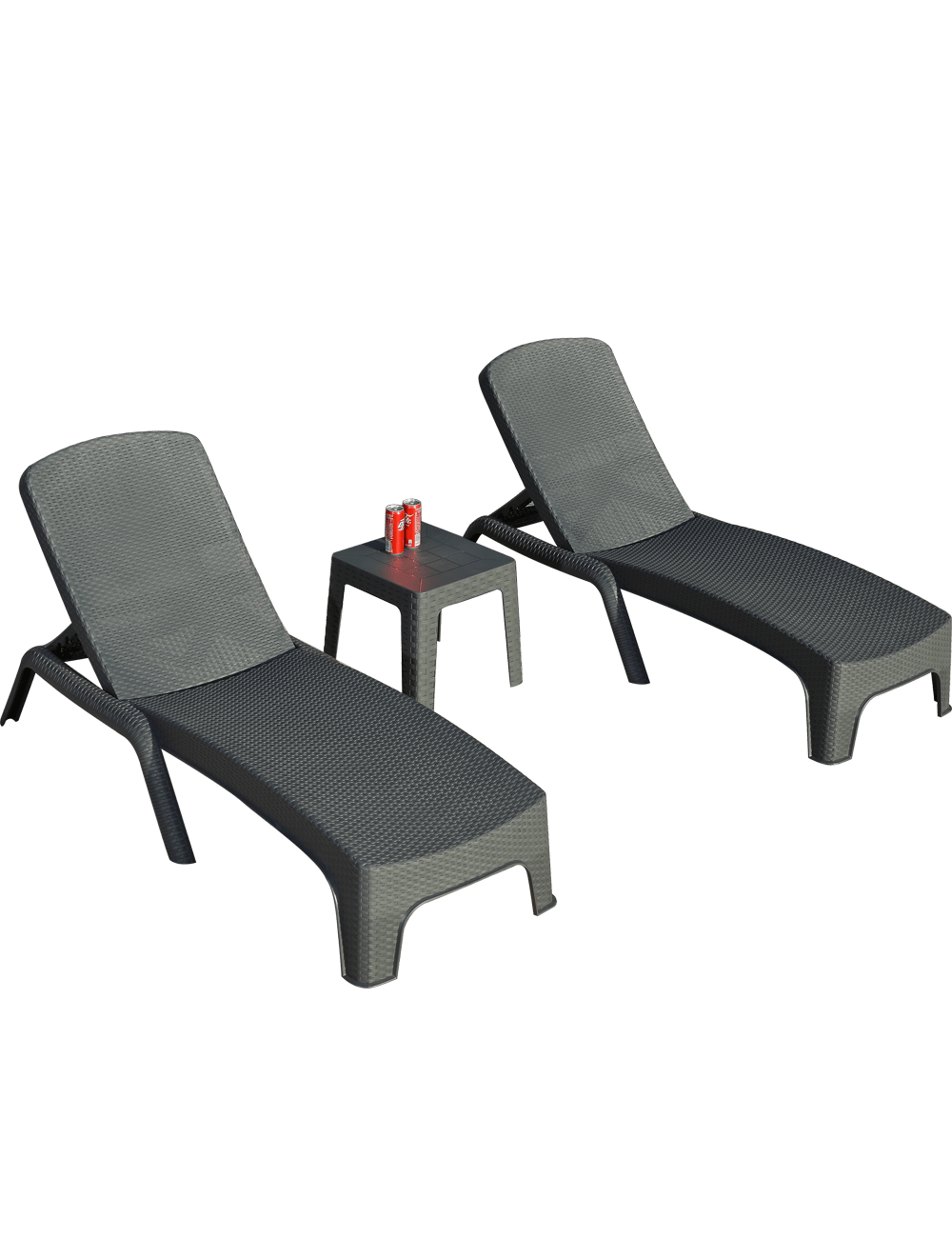 White Plastic Sun Loungers China Beach Chairs Manufacturers Sun Lounger Suppliers Factory