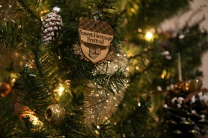 Holiday Tree Festival Spotlight: Have Yourself a Merry Whittle Christmas