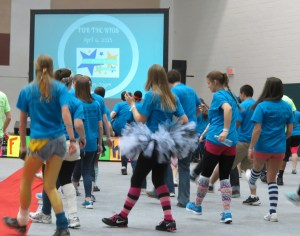 """Dance, dance Kent State <small class=""""subtitle"""">Students raise $14,000 for childhood cancer patients</small>"""