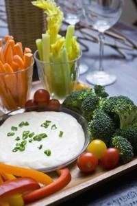 veggies-with-dip
