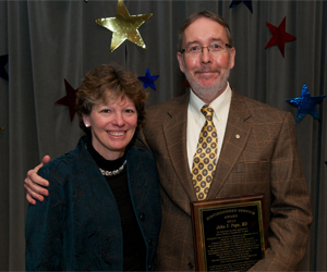 Critical Acclaim: Intensive care doctor wins Akron Children's Distinguished Service Award