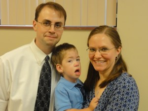Uncovering the mystery: Toddler diagnosed with rare muscular disorder