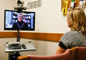 Telepsychiatry improves access to much-needed services