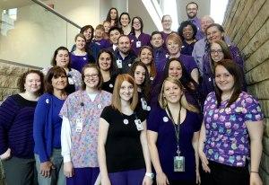 Purple Power creates conversation about epilepsy