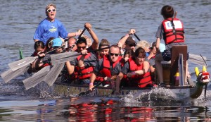 Dragon boat racing proves to be boat loads of fun but not without challenges