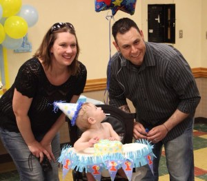 Simon says: Support the 9th annual Walk for Babies
