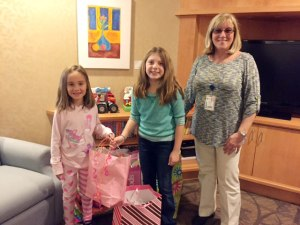 Fifth-Grader Donates Birthday Gifts to Akron Children's Hospital
