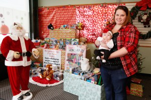 Local retailers engage customers in holiday giving
