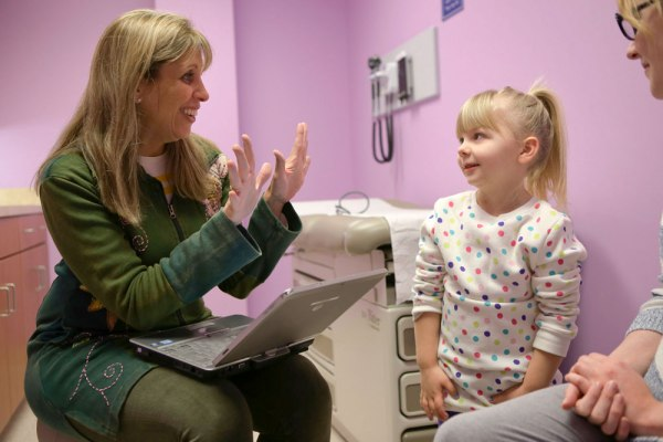 Wooster Pediatrician Receives Athena Award for Work in Child Advocacy