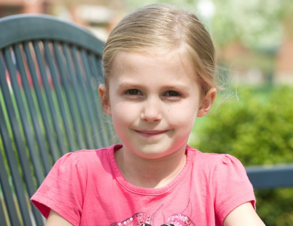 Arthritis Won't Slow 6-Year-Old Girl On Her Trip to Capitol Hill