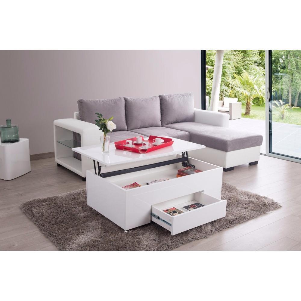 Table De Salon Coffre