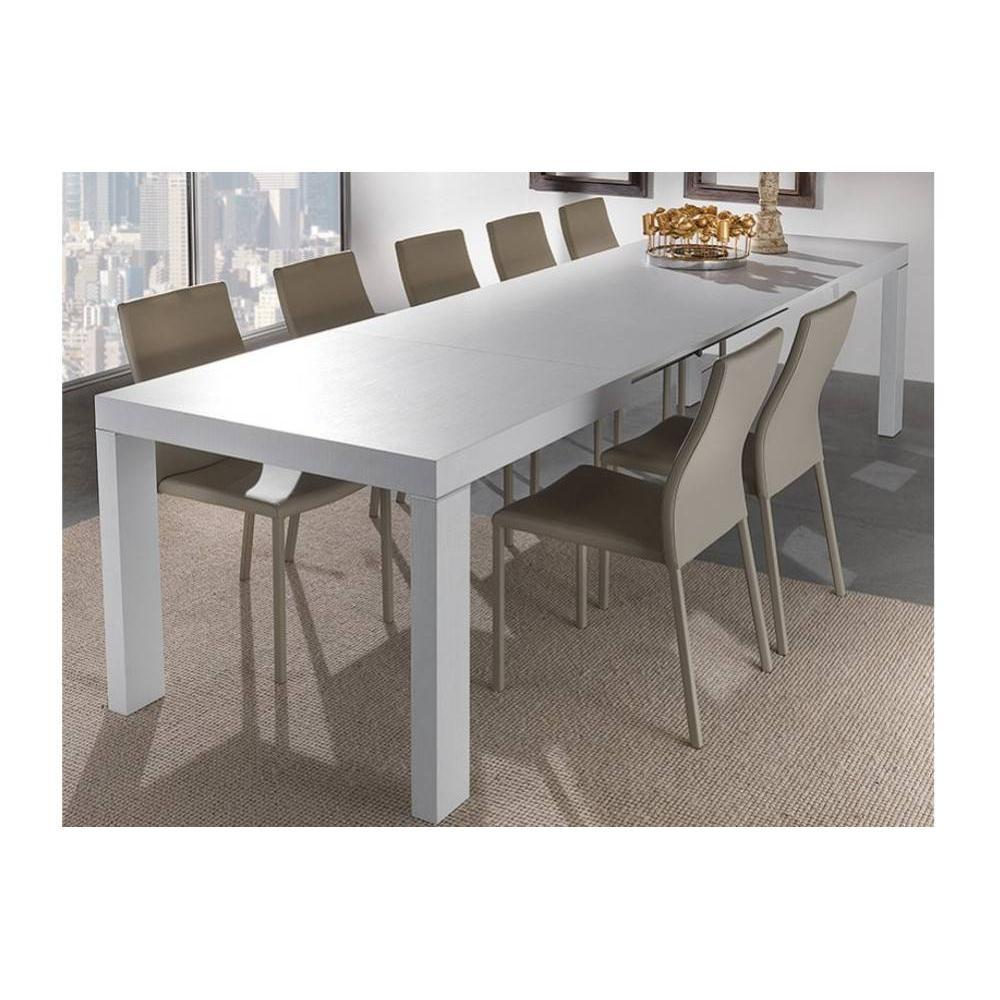 Table 140 Cm Extensible Tables Design Au Meilleur Prix, Table Repas Extensible