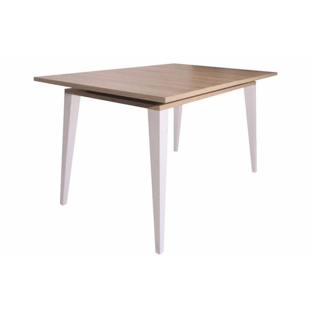 Table Repas Extensible Table Repas Extensible Design Scandinave Square