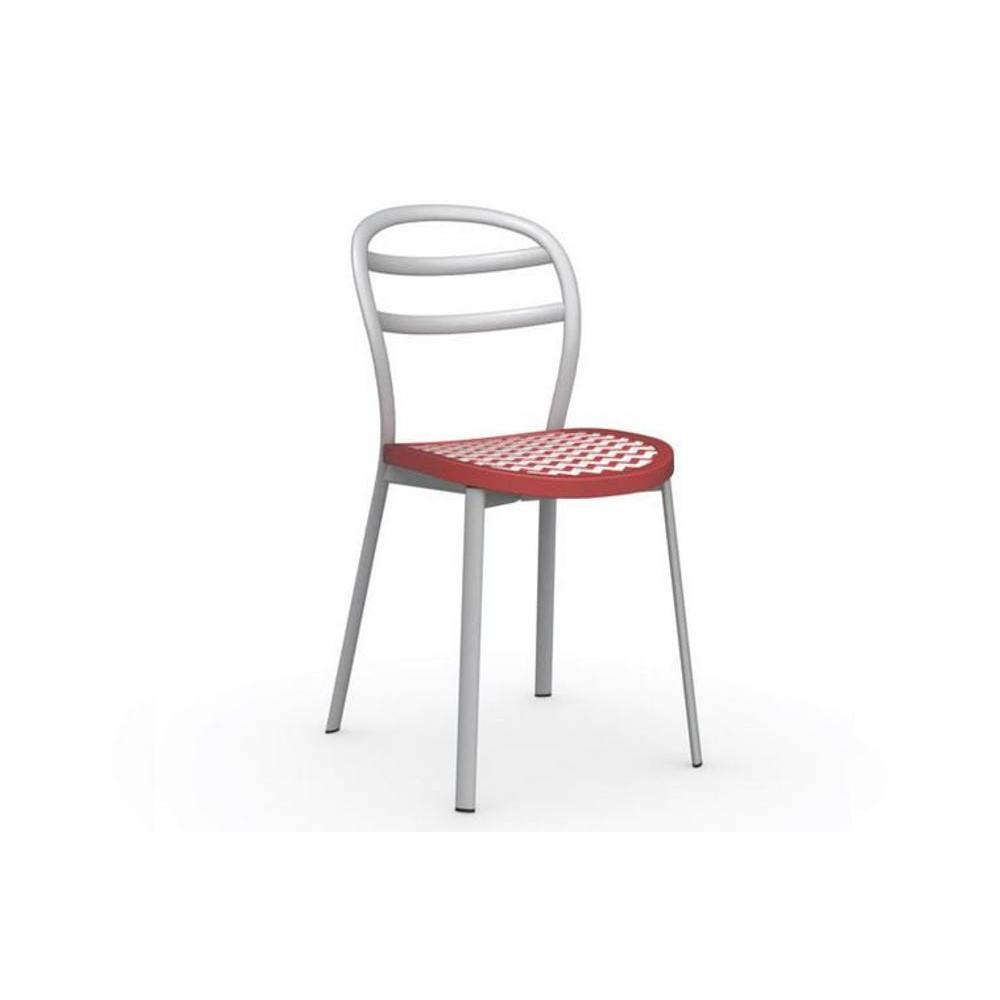 Chaise Calligaris Chaise Bistrot Blanche Ecosia