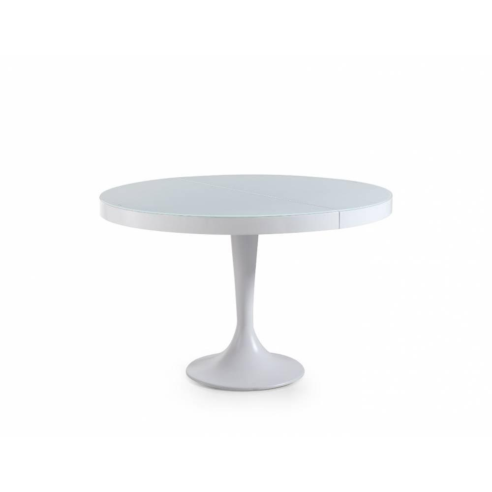 Table 120 Extensible Tables Repas, Tables Et Chaises, Table Ronde Extensible