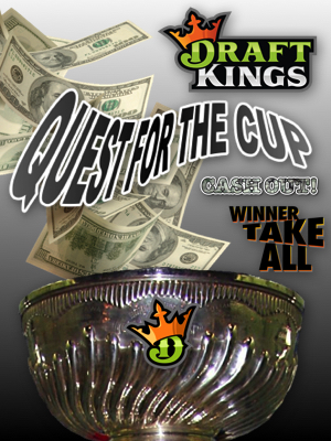 Draftkings Quest fot the Cup