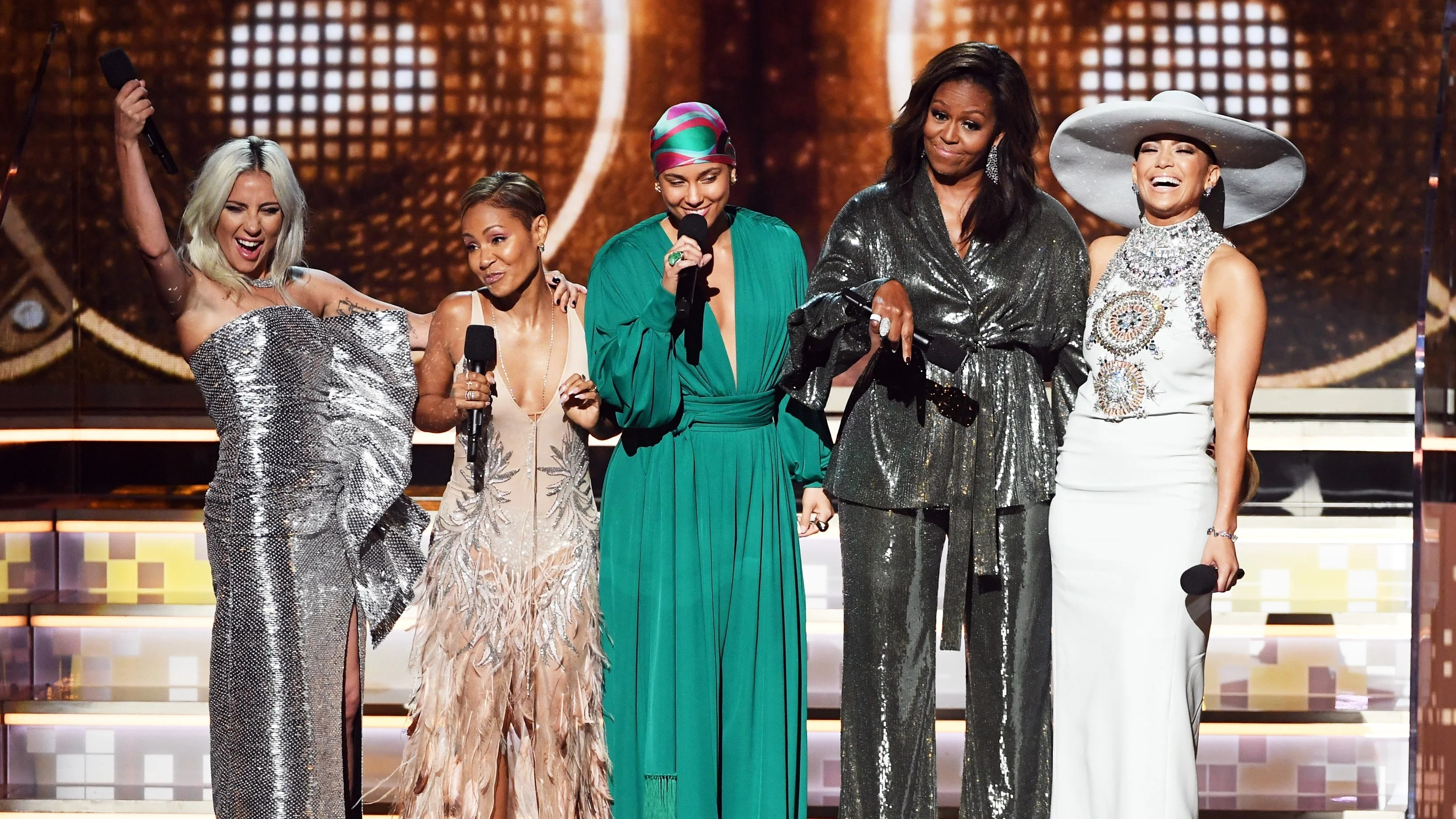 Bebe Dresden Grammy Awards 2019 The Complete List Of Winners Inside Edition
