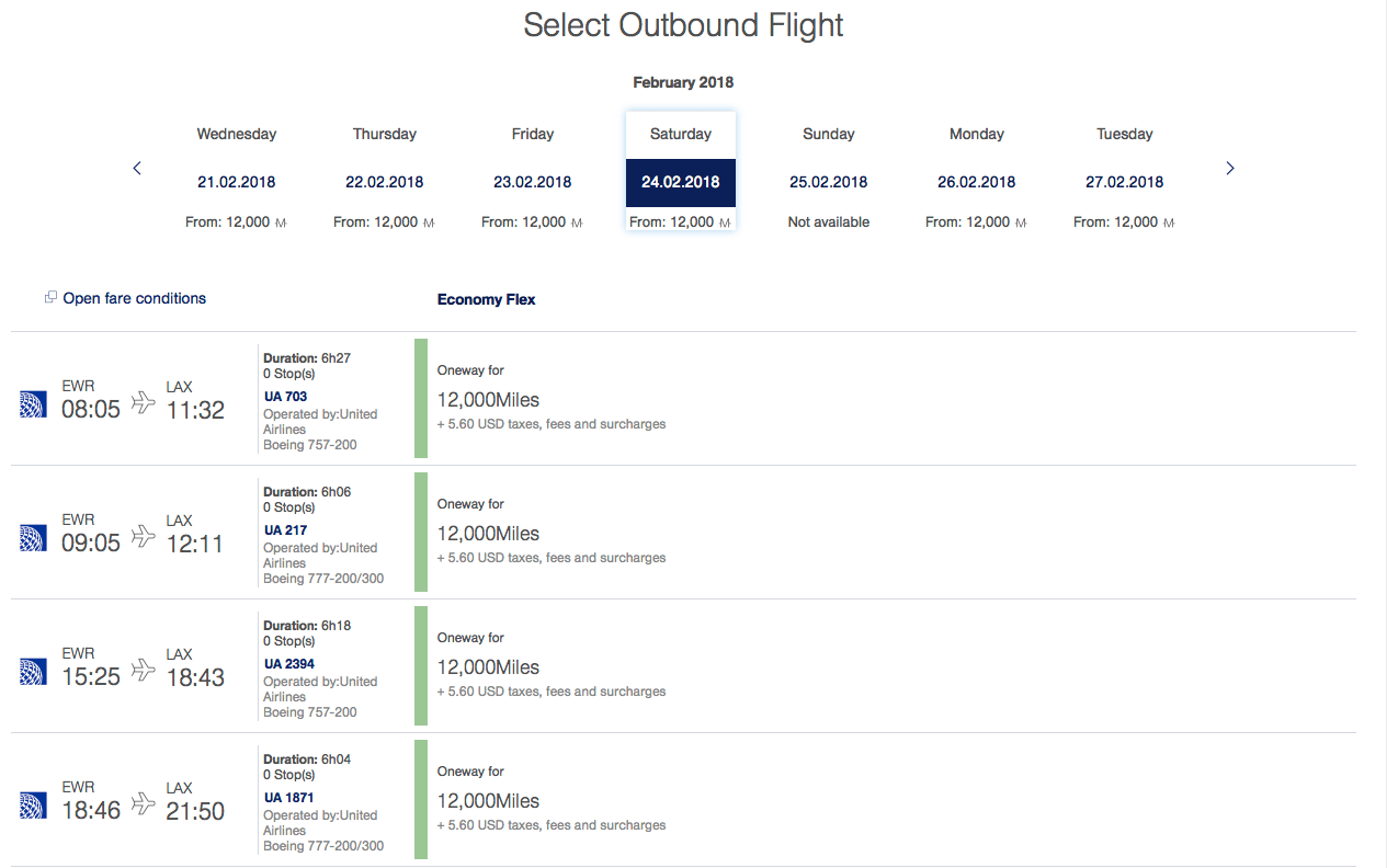 Miles And More Business Miles More Adds Online Award Booking For United And Asiana