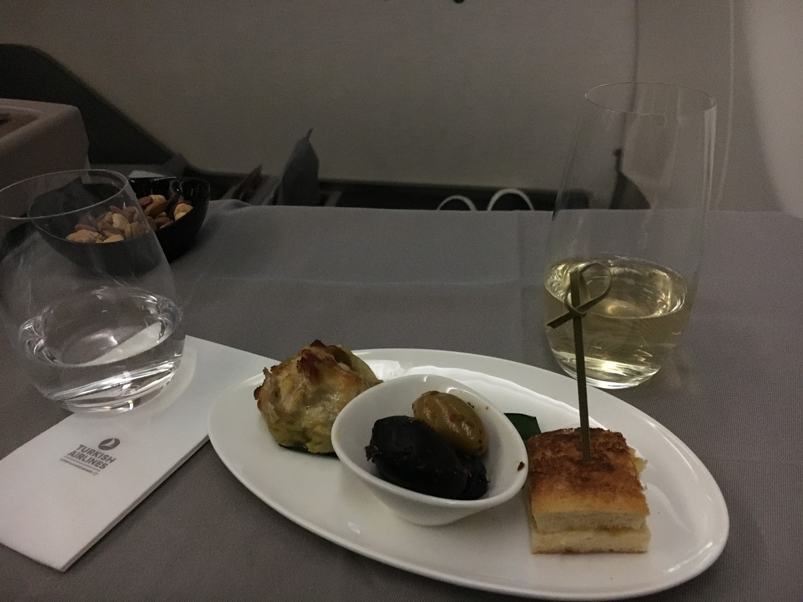 Gruß Aus Der Küche Pastete Review Turkish Airlines Business Class Istanbul Kuala