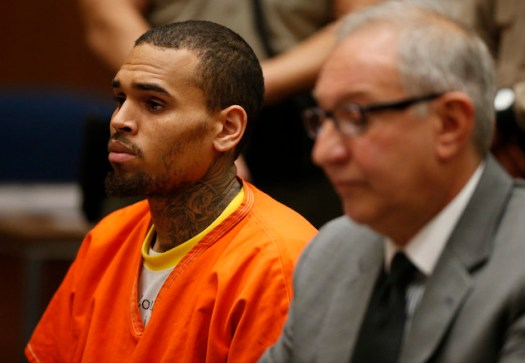 Chris Brown, Mark Geragos