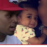 Chris Brown Is Daddy! (No Seriously... He A Daddy)