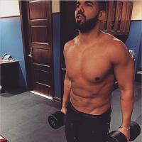 x Drake is Working on His Fitness (We A Witness)