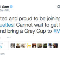 Michael Sam Is Unemployed No Mo!