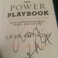 So I Met La La Anthony Tonight By Accident