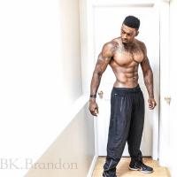 Bk Brandon Looks Like A Work Out