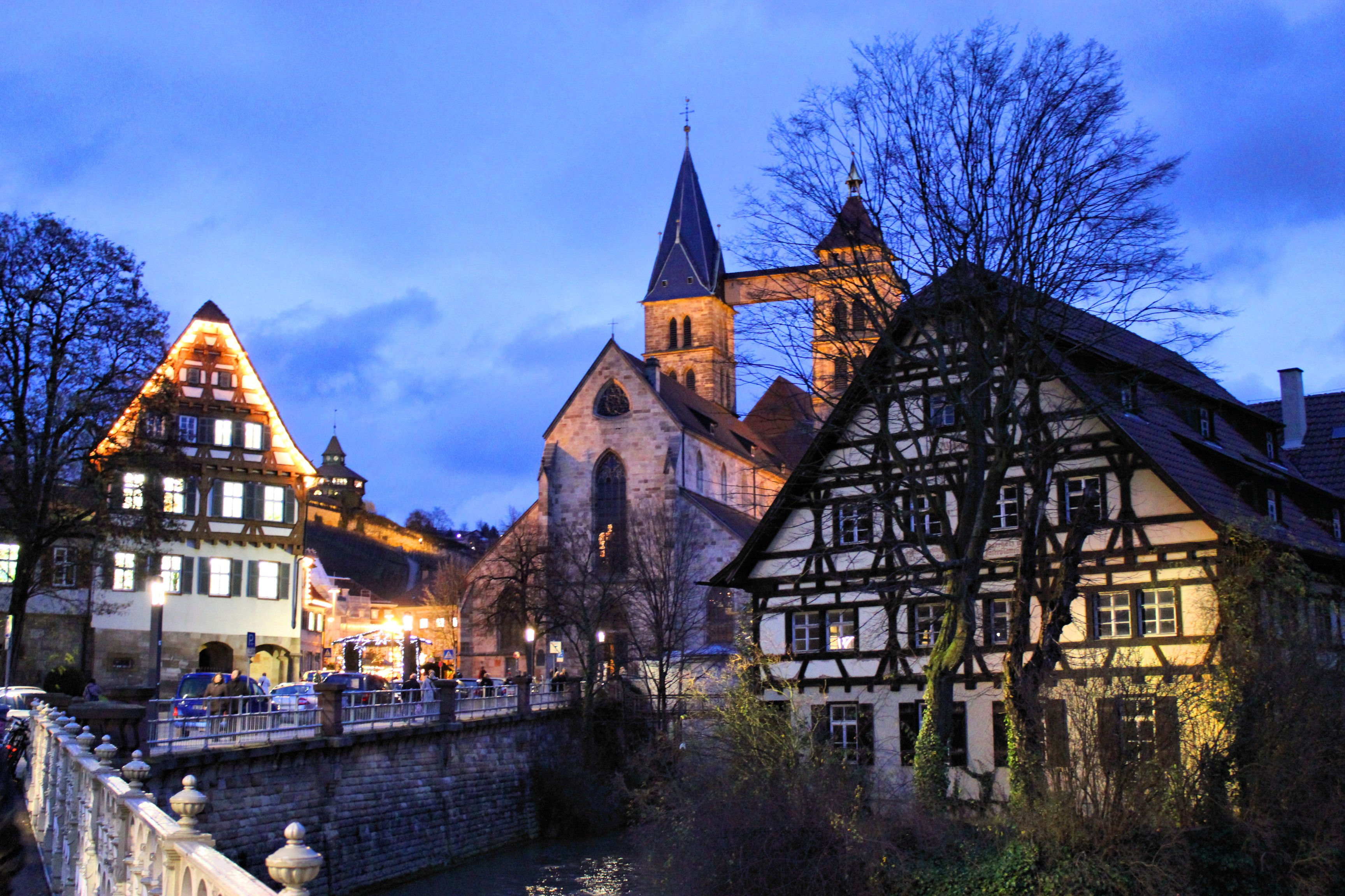 Fall Candles Wallpaper Vacation Photos Part 4 Esslingen Favorite German Town