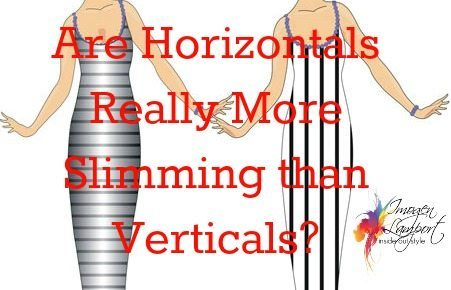 Which are More Slimming, Horizontal or Vertical Lines? - Inside Out
