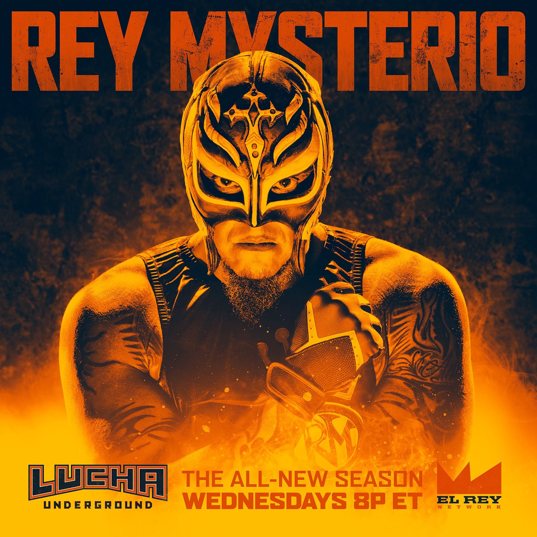 Lucha Libre Rey Misterio Rey Mysterio Rumors Surface Aaa And Lucha Underground