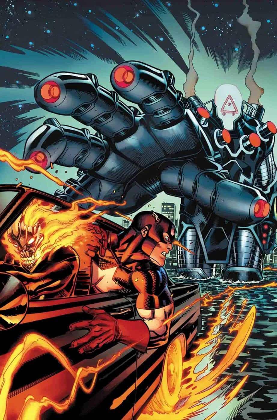 Hulk With Girl Wallpaper Marvel Comics Amp July 2018 Solicitations Spoilers Avengers