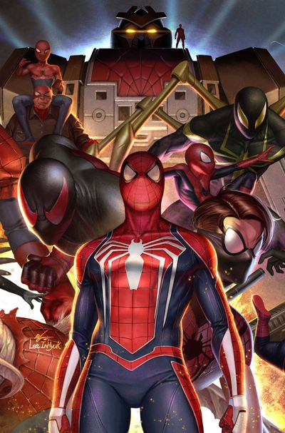 Spider Girl Wallpaper Marvel Comics Universe Amp Spider Geddon 2 Spoilers The