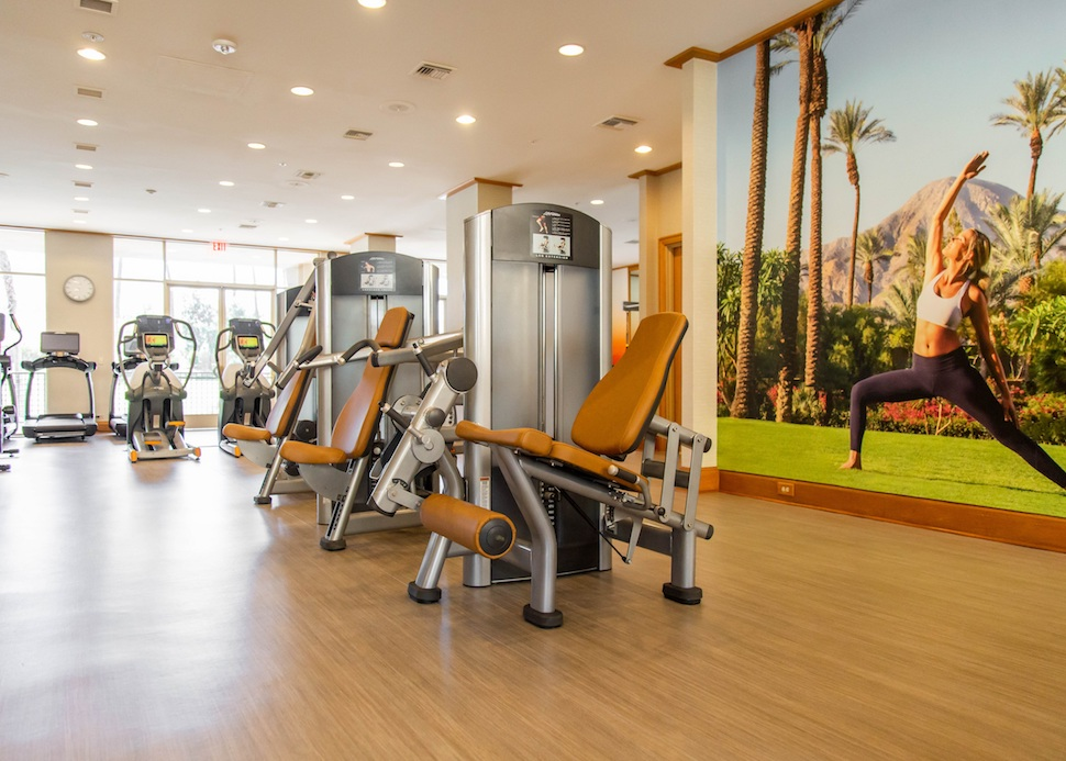 Indian Wells Resort Spa Redefines The Hotel Workout