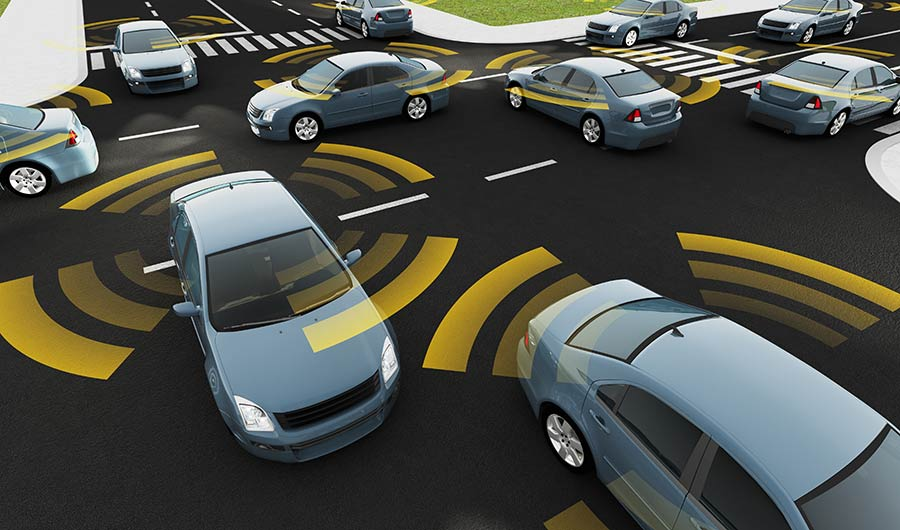 Safety Autonomous Car When Driverless Cars Crash Who Pays Inside Science