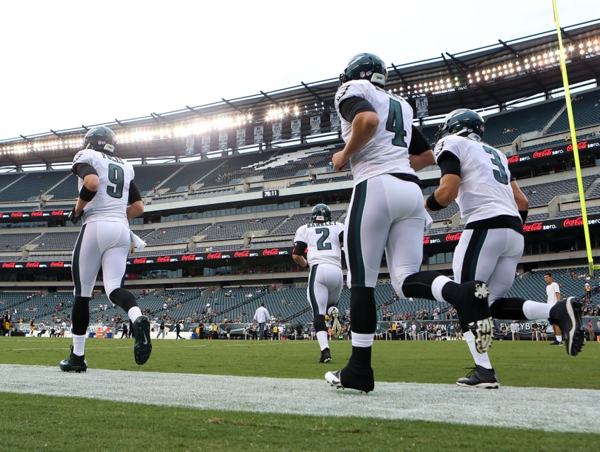 Eagles Depth Chart Is Near Completion - Inside The Iggles