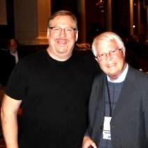 Rick Warren and Dan Wooding this year