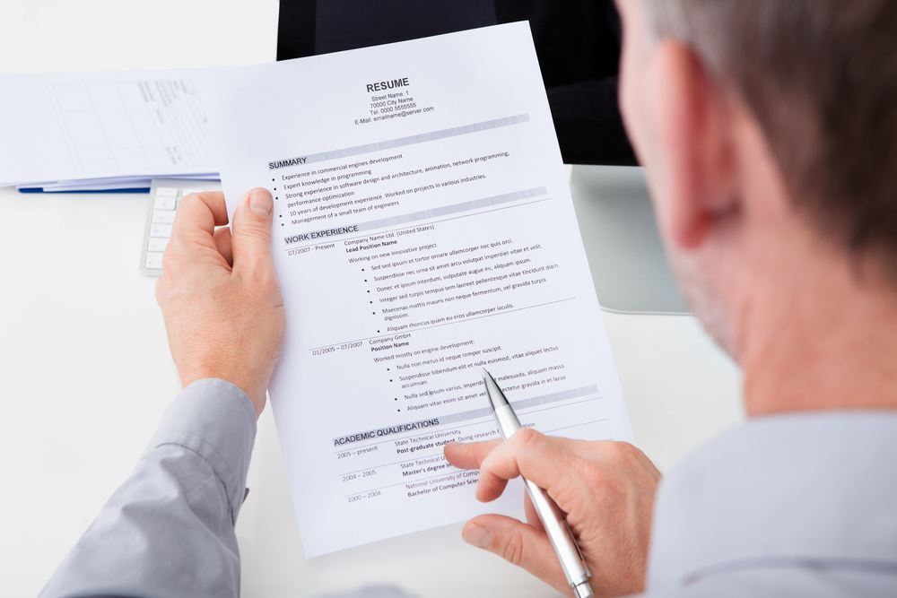 How Often Should You Update Your Résumé? - resume check